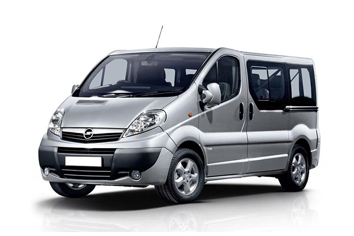 Opel Vivaro 2014 Low Budget 9 seats
