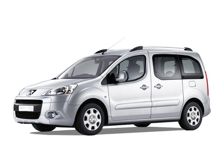 Peugeot Partner Diesel 7 seats